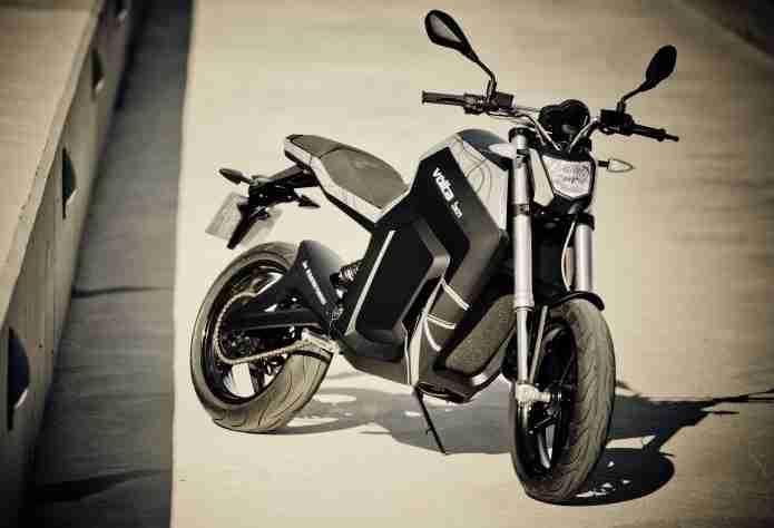Volta BCN electric motorcycles