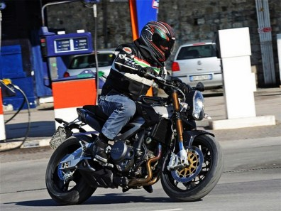 Benelli Due 756 goes into production 02 IAMABIKER