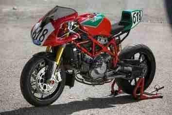 Radical Ducati 750 Daytona 03 IAMABIKER