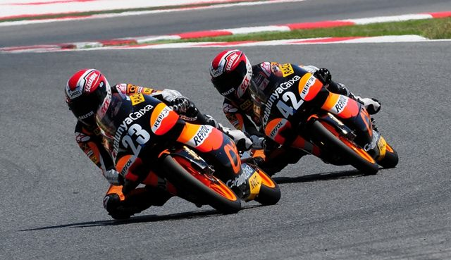 Repsol aims in 2012 to win  the World Championship in all classes