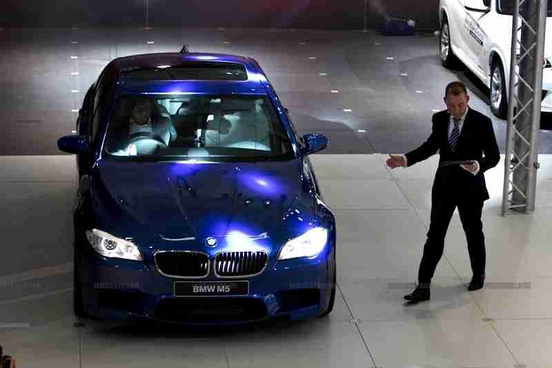 BMW Auto Expo 2012 India 06
