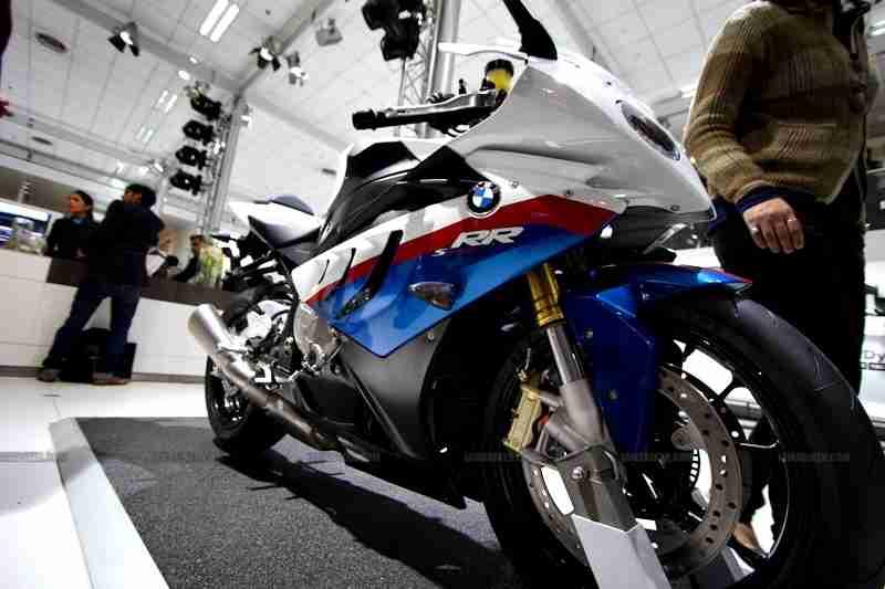 BMW Auto Expo 2012 India 13