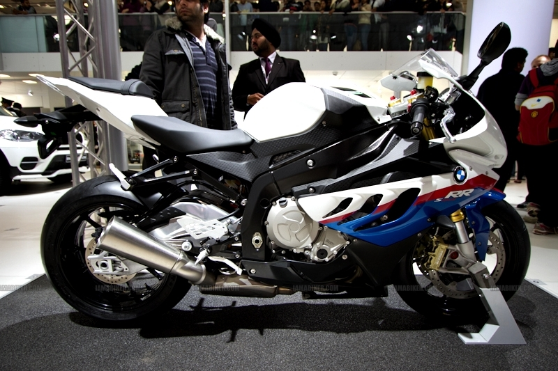 BMW Auto Expo 2012 India 14