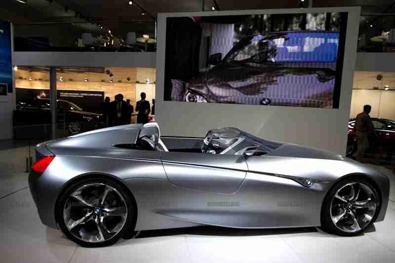 BMW Auto Expo 2012 India 19