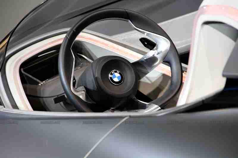 BMW Auto Expo 2012 India 29