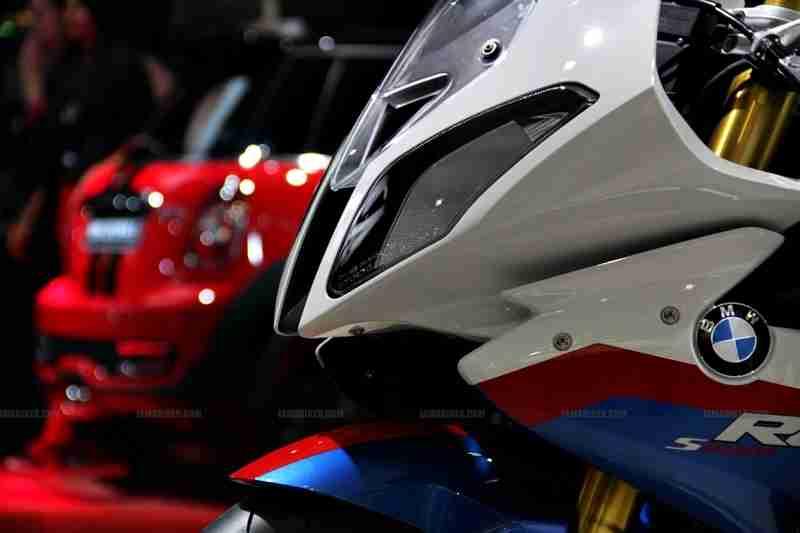 BMW Auto Expo 2012 India 35