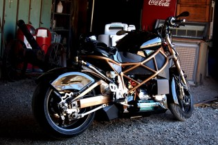 Brutus 2 Electric Motorcycle