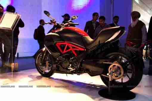 Ducati Auto Expo 2012 05