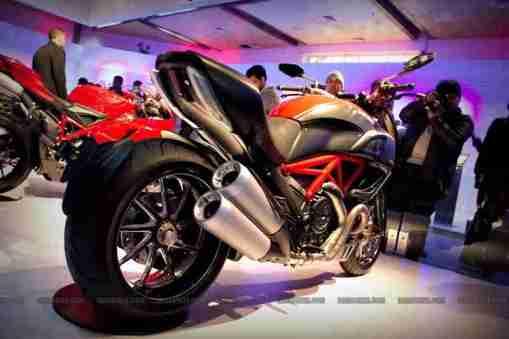 Ducati Auto Expo 2012 06