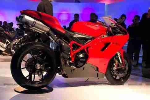 Ducati Auto Expo 2012 07