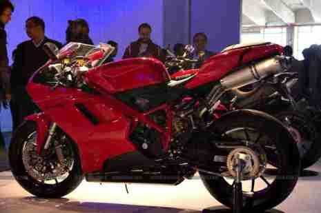 Ducati Auto Expo 2012 22