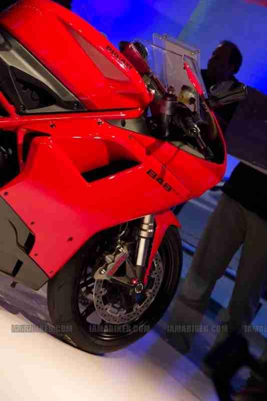 Ducati Auto Expo 2012 24