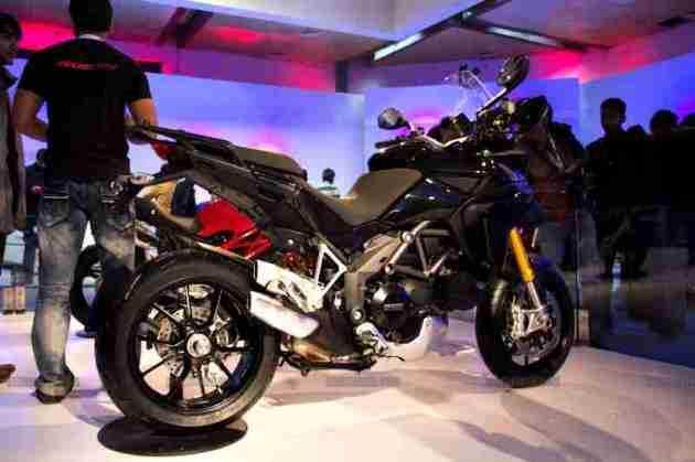 Ducati Auto Expo 2012 India 08