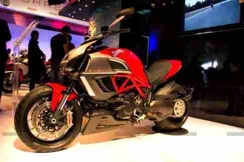 Ducati Auto Expo 2012 India 17
