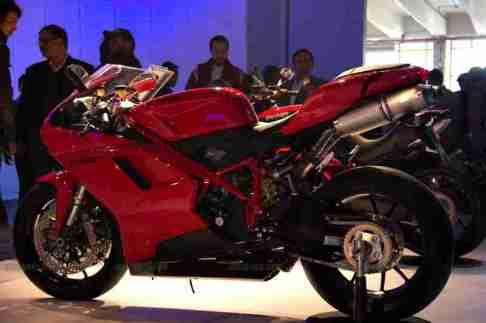Ducati Auto Expo 2012 India 19