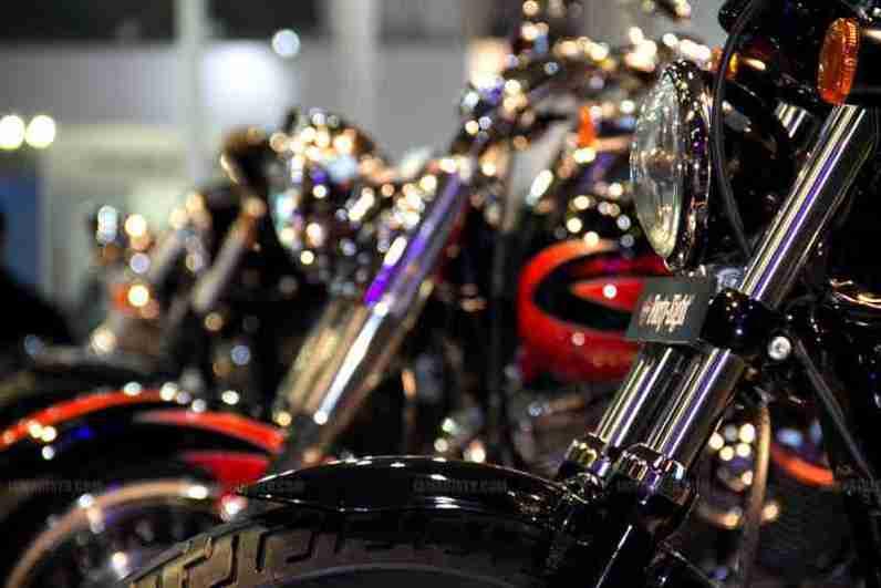 Harley Davidson Auto Expo 2012 India 10