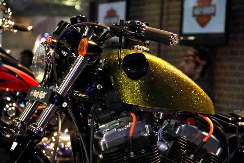 Harley Davidson Auto Expo 2012 India 11