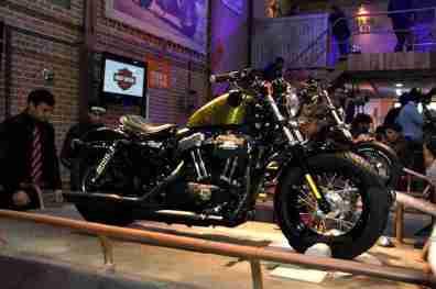 Harley Davidson Auto Expo 2012 India 18