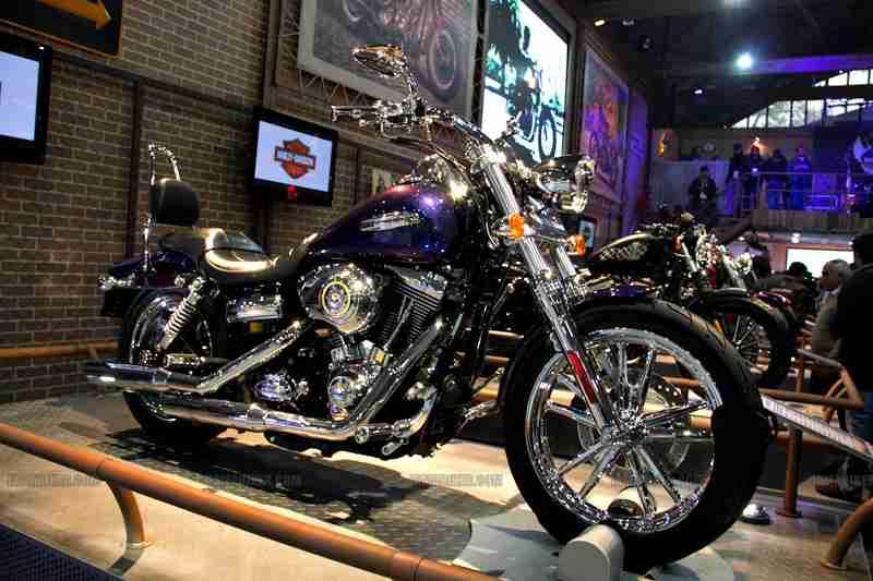 Harley Davidson Auto Expo 2012 India 22