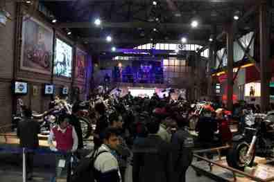 Harley Davidson Auto Expo 2012 India 25