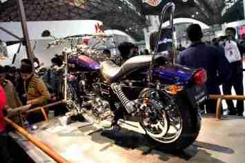 Harley Davidson Auto Expo 2012 India 55