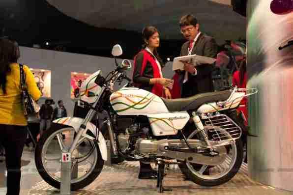 Hero Motocorp Auto Expo 2012 04