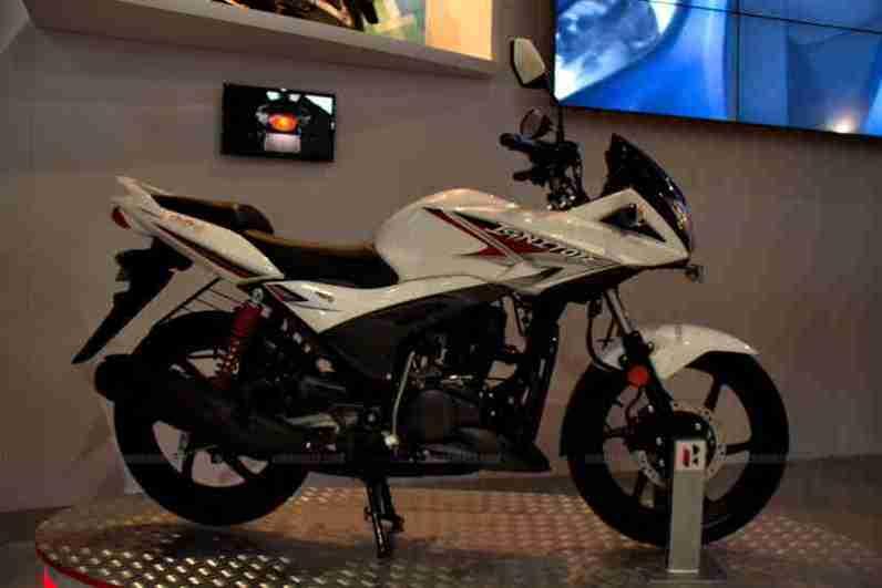 Hero Motocorp Auto Expo 2012 India 15