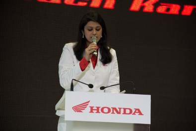 Honda Motorcycles Auto Expo 2012 India -2