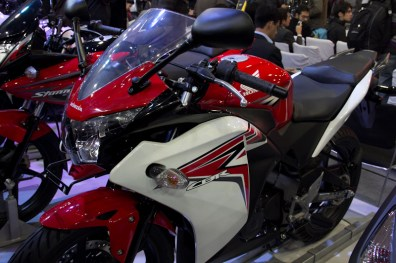 Honda Motorcycles Auto Expo 2012 India -24