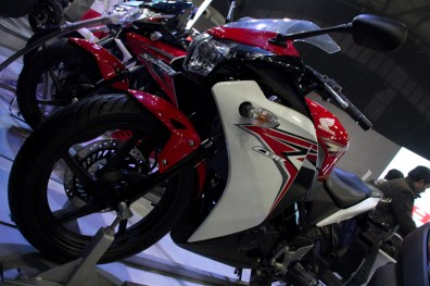 Honda Motorcycles Auto Expo 2012 India -25