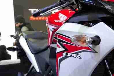 Honda Motorcycles Auto Expo 2012 India -28