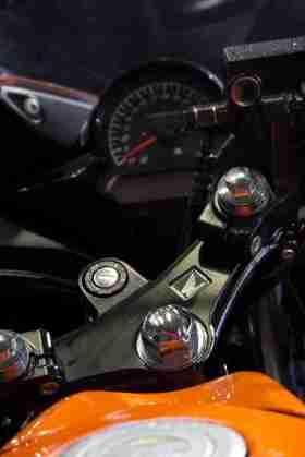 Honda Motorcycles Auto Expo 2012 India -35