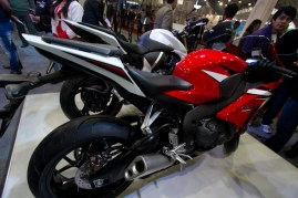 Honda Motorcycles Auto Expo 2012 India -42