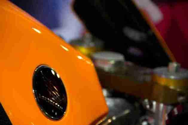 Honda Motorcycles Auto Expo 2012 India -56