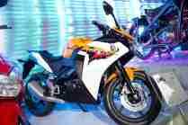 Honda Motorcycles Auto Expo 2012 India -65