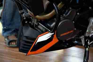 KTM Duke 200 10