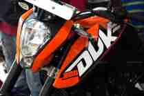 KTM Duke 200 11