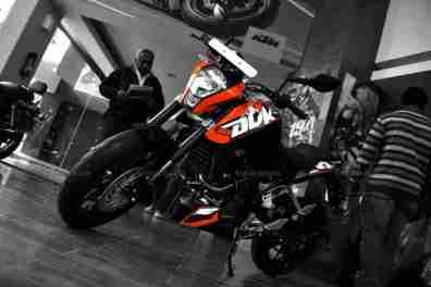 KTM Duke 200 32