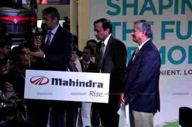 Mahindra 2 wheelers Auto Expo 2012 India 29