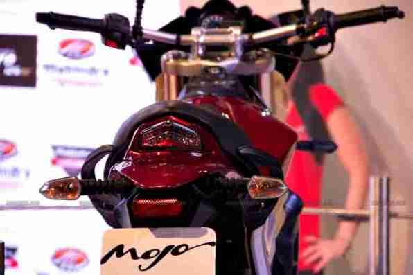Mahindra 2 wheelers Auto Expo 2012 India 35