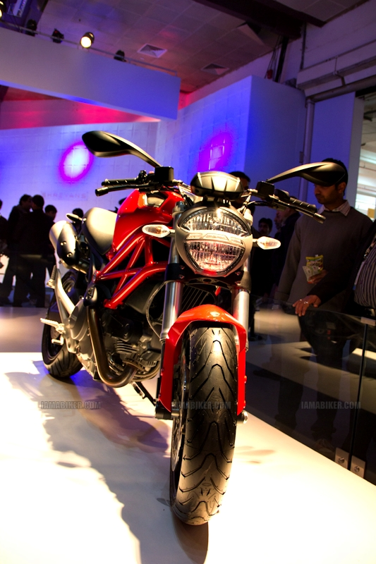 Monster 795 Ducati Auto Expo 2012 India 03