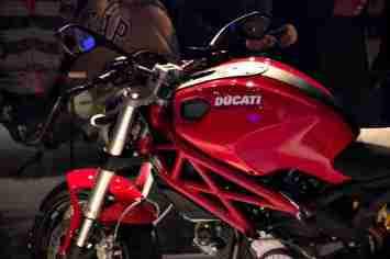 Monster 795 Ducati Auto Expo 2012 India 04