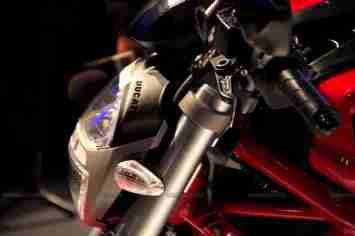 Monster 795 Ducati Auto Expo 2012 India 05