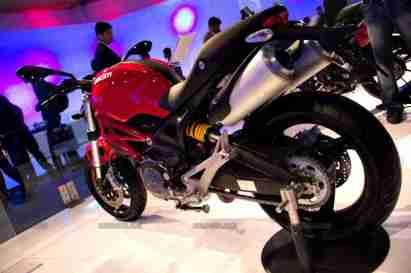 Monster 795 Ducati Auto Expo 2012 India 19