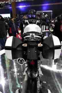 Moto Guzzi - Piaggio Auto Expo 2012 India 15