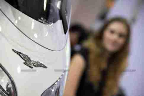 Moto Guzzi - Piaggio Auto Expo 2012 India 17