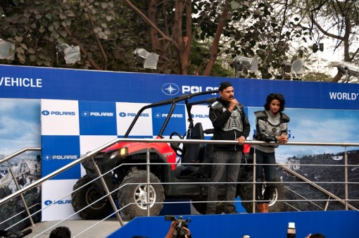 Polaris Auto Expo 2012 India 15