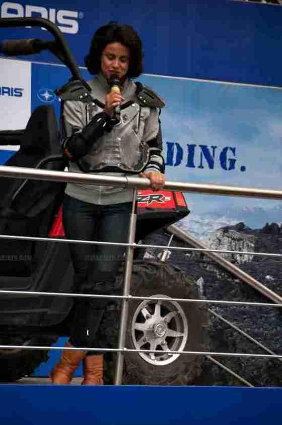 Polaris Auto Expo 2012 India 18