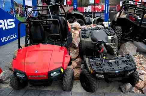 Polaris Auto Expo 2012 India 36