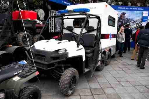 Polaris Auto Expo 2012 India 40